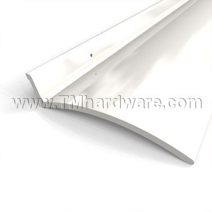 Drip Door Edge 76 In Aluminum