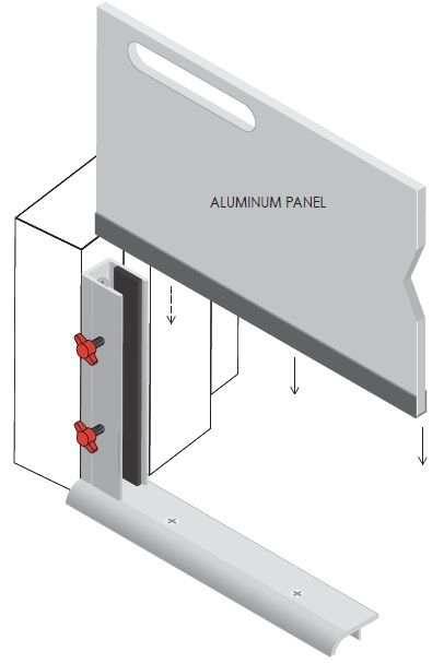 High Quality Flood Barrier Shield For Doors And Windows
