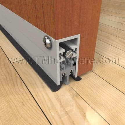 How To Choose An Automatic Door Bottom Tmhardware Com