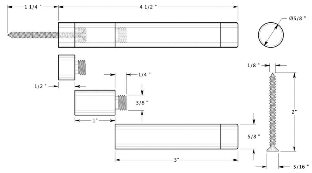 baseboard joints deltana extendable baseboard door bumper wwwtmhardwarecom