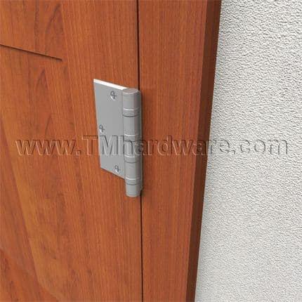 ... Half Surface Hinge & All you need to know to select the proper hinge for commercial or ...
