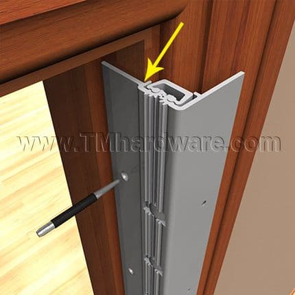 Roton Continuous Geared Hinges Installation ...