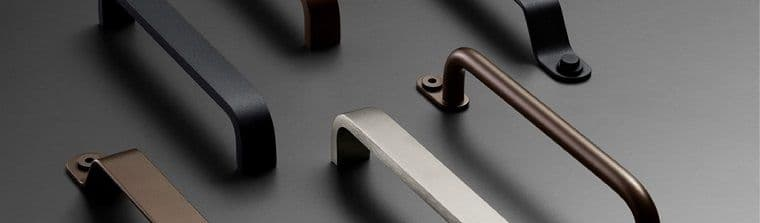AccenTek-Formed Pulls with Screw Mounting made by Rockwood Manufacturers