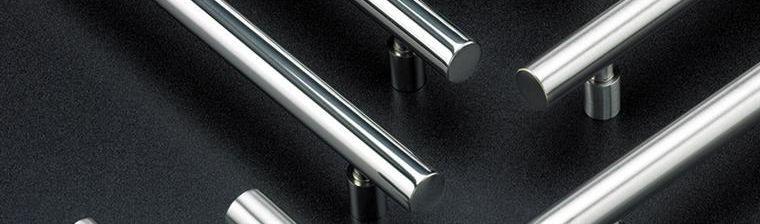 MezzoTek Architectural Door Pulls made by Rockwood Manufacturers