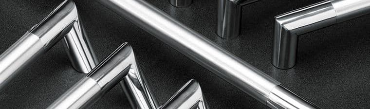 Neometrix Architectural Door Pulls made by Rockwood Manufacturers