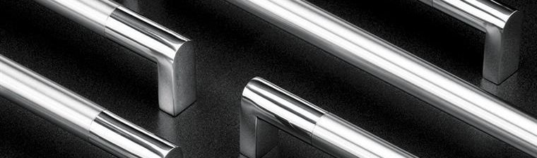 NeoCylinder Architectural Door Pulls made by Rockwood Manufacturers