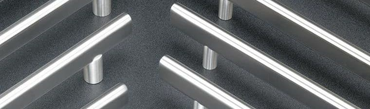 OvalTek Flat Architectural Door Pulls made by Rockwood Manufacturers