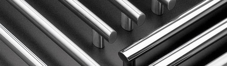 OvalTek Architectural Door Pulls made by Rockwood Manufacturers